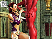 Hard Fucking Pics dmonstersex scj galleries evil girl serves demon master some hard fucking