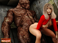 Hard Fucking Pics pics perfect blonde fucked hard demon monster porn
