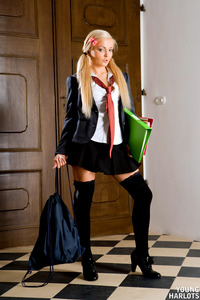 Hardcore Anal Picture Galleries large sxgn anal blonde hardcore jenna lovely platinum schoolgirl shaved tie upskirt
