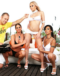 Hardcore Anal Toys director rocco siffredi showing off his anal toys category pornstars page