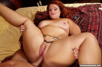 Hardcore Bbw Sex Pictures tiffany star bbw fat chubby ass red hair