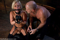 Hardcore Bdsm Gallery galleries gallery sasha knox suspended dog play thraldom anal