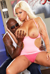 Hardcore Big Dick Porn bridgette lexington steele hardcore boob huge cock lexs breast fest salt pepper gets covered cum dick