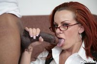 Hardcore Black Cock Fucking interracial redhead fucking black cock gallery free filthy