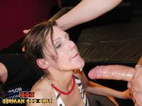 Hardcore Cum Facials hot viktoria receives facial gangbang page