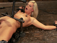 Hardcore Device Bondage galleries device bondage one time tara lynn foxs before all hardcore mise scene continuously
