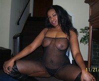 Hardcore Ebony Women ebony amateur fishnet bodystocking black panties hot amateurs