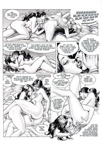 Hardcore Erotic Comics scj galleries porncomicspics hilda bondage comics chapter one part