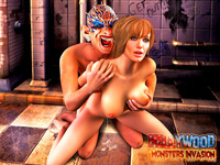 Hardcore Fuck Scenes dmonstersex scj galleries aliens perform hottest scenes blowjob deep hardcore fuck