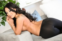 Hardcore Gallery Pictures updates asa akira shows off sexy ass spandex action