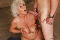 Hardcore Granny Porn Pic pics galleries lusty granny flabby boobs gets large cumshot after hardcore fucking