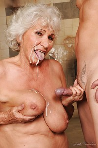Hardcore Granny Porn Pics pics galleries lusty granny flabby boobs gets large cumshot after hardcore fucking