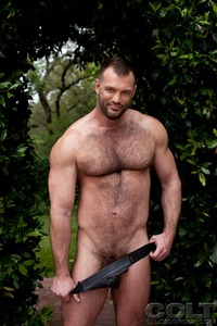 Hardcore Hairy Pictures gay hardcore porn star muscle bear hairy huge pecs bottom ass jockstrap colt studio group gruff stuff brenden cage fucking sucking masculine blogspot