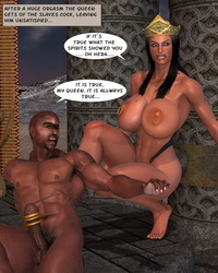 Hardcore Interracial Cartoons interracial comics beauty beast passionate