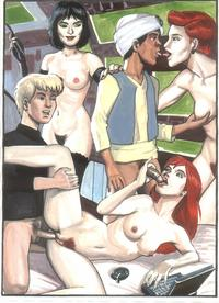 Hardcore Interracial Cartoons albums well drawn art pandora wwoec jonny quest crossgen group interracial mature redhead blowjob handjob hardcore hentai categorized cartoons erotic
