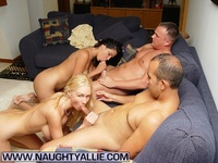 Hardcore Moms Porn Pics gthumb xxxpics naughtyallie hardcore wife swapping group pic