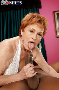 Hardcore Old Ladies pics pictures interracial hardcore horny redheaded granny white underwear
