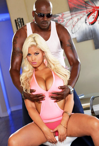 Hardcore Sex Big Dick bridgette lexington steele hardcore boob huge cock lexs breast fest salt pepper gets covered cum dick