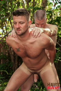 Hot New Porn Pics hairy raw christian matthews alex powers daddy bears barebacking outside amateur gay porn