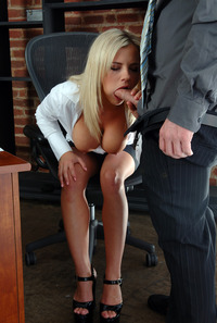 Office Porn Pics office porn blowjob work