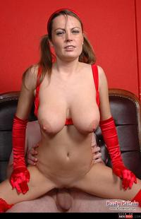 Pics Of Hard Core Fucking wmimg britain busty christmas fucking gloves hardcore pigtails xmas