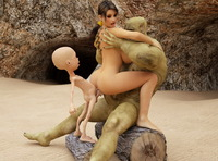 Sex Hard Core Pics mosters dxxx scj galleries hardcore game lara croft getting fucked monsters