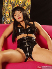 Slut Pic Porn blogfill slut fetish mistress wearing leather labels ebina models