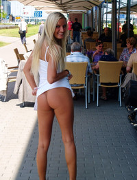 Up Skirt In Public Pics upskirt milf public