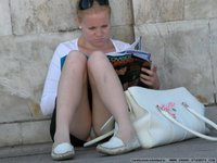 Upskirt Pictures In Public gallery candid student upskirt voyeur panty students public thehun