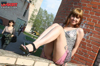 Upskirt Street Photos upskirt teen unknown panties streets street albums