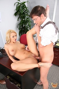 Ashlyn Brooke Hardcore ashlynn brooke office stars xxx parody