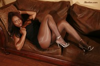 Jada Fire Hardcore media original more jada fire pantyhose