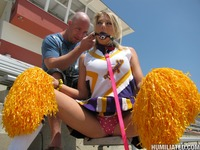 Lenee Hardcore large fwxpws blowjob cheerleader facial gag hardcore humiliated kinky nud outdoor shawna lenee