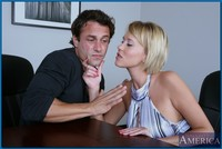 Office Hardcore large aqyteczt blonde carly parker crocostars cum hardcore naughtyamerica office