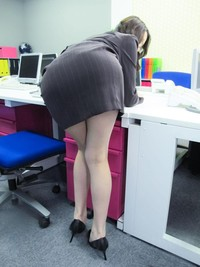 Office Hardcore porn sexy office chick bending over fucked hardcore boss photo