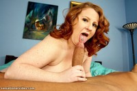 Sexy Hardcore bbw porn sexy busty redheaded sapphire hardcore edition photo
