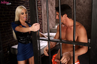 Aimee Halie Hardcore britney amber prison hardcore pictures treats one inmates good time