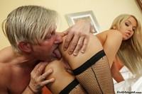 Aleska Diamond Hardcore pics sexy blonde aleska diamond gets tight asshole pounded hardcore