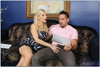 Ashley Fires Hardcore pics pictures tempting blonde milf ashley fires gets nailed hardcore facialized