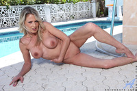 Bridgette Lee Hardcore blonde ass outdoors bridgett lee mature milf hot swimming fun mama