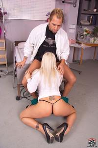 Brooke Haven Hardcore gallery brooke haven gets office doctor