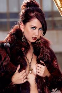 Chrissy Marie Hardcore hosted tgp chrissy marie pics strips off fur coat boots gal