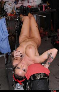Christy Mack Anal Hardcore wmimg barelist christy mack hardcore motorbike shaved skank tattoo