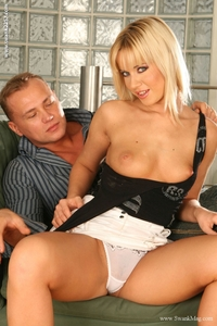 Cindy Dollar Hardcore pics pictures stunning blonde babe cindy dollar gives blowjob gets slammed hardcore