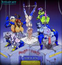 Crystal Knight Hardcore art orc porn pictures