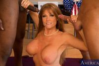 Darla Crane Hardcore galleries ecb darla crane takes both sides cock debate