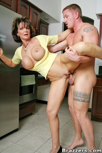 Deauxma Hardcore deauxma hardcore pics from mommygotboobs brazzers