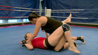 Eliska Cross Hardcore temp gorgeous fighting babes movie