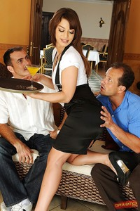 Eliska Cross Hardcore pics pictures lusty eliska cross gives blowjob turns wild groupsex