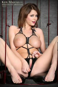 Emily Addison Hardcore galleries ken marcus emily addison caged pic